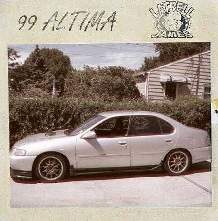 Latrell James – 99 Altima