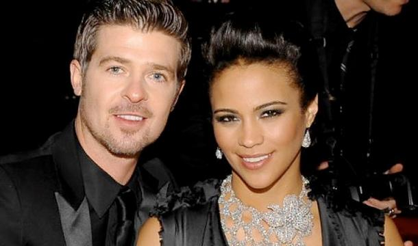Robin Thicke Pleads With Paula Patton Not To Divorce Him