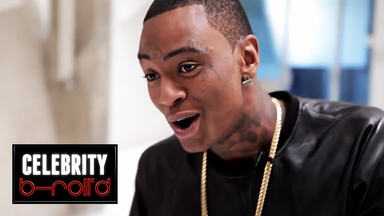 Girl Tells Soulja Boy She's Carrying His Baby