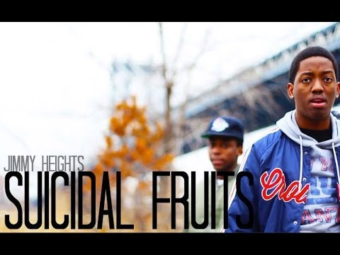 Jimmy Heights – Suicidal Fruit