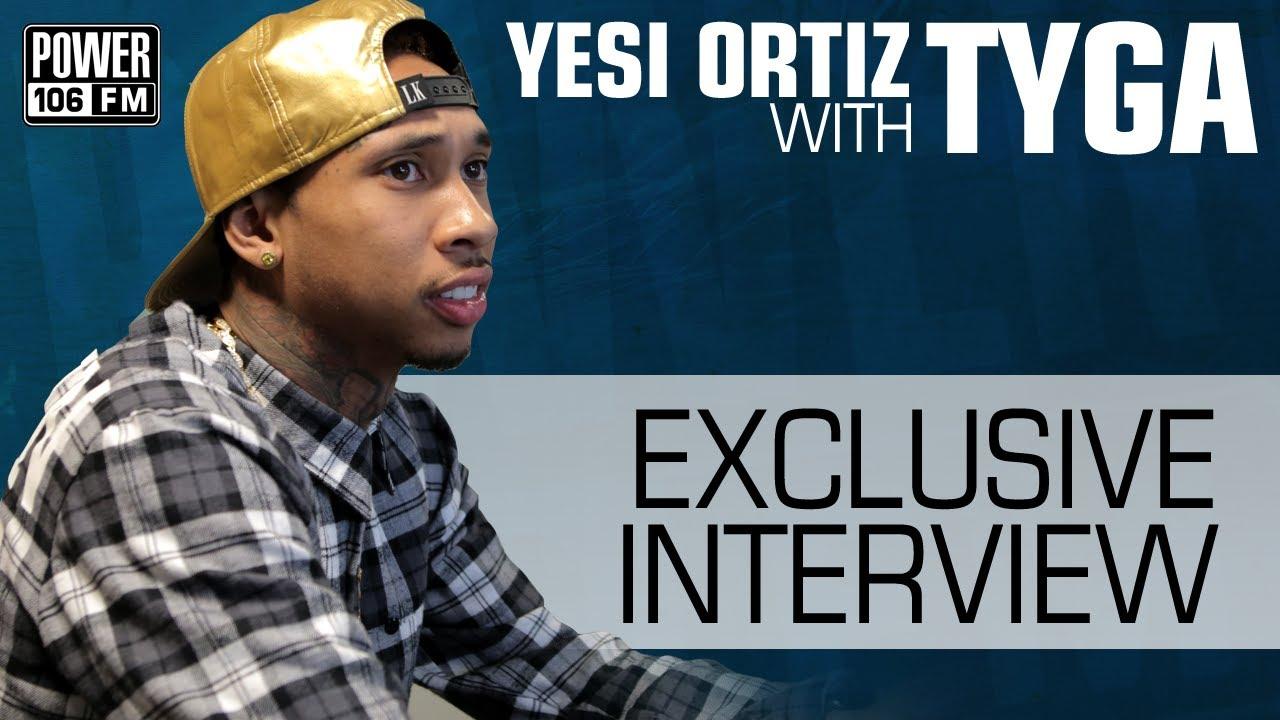 Kanye West To Executive Produce Tyga's Next Album
