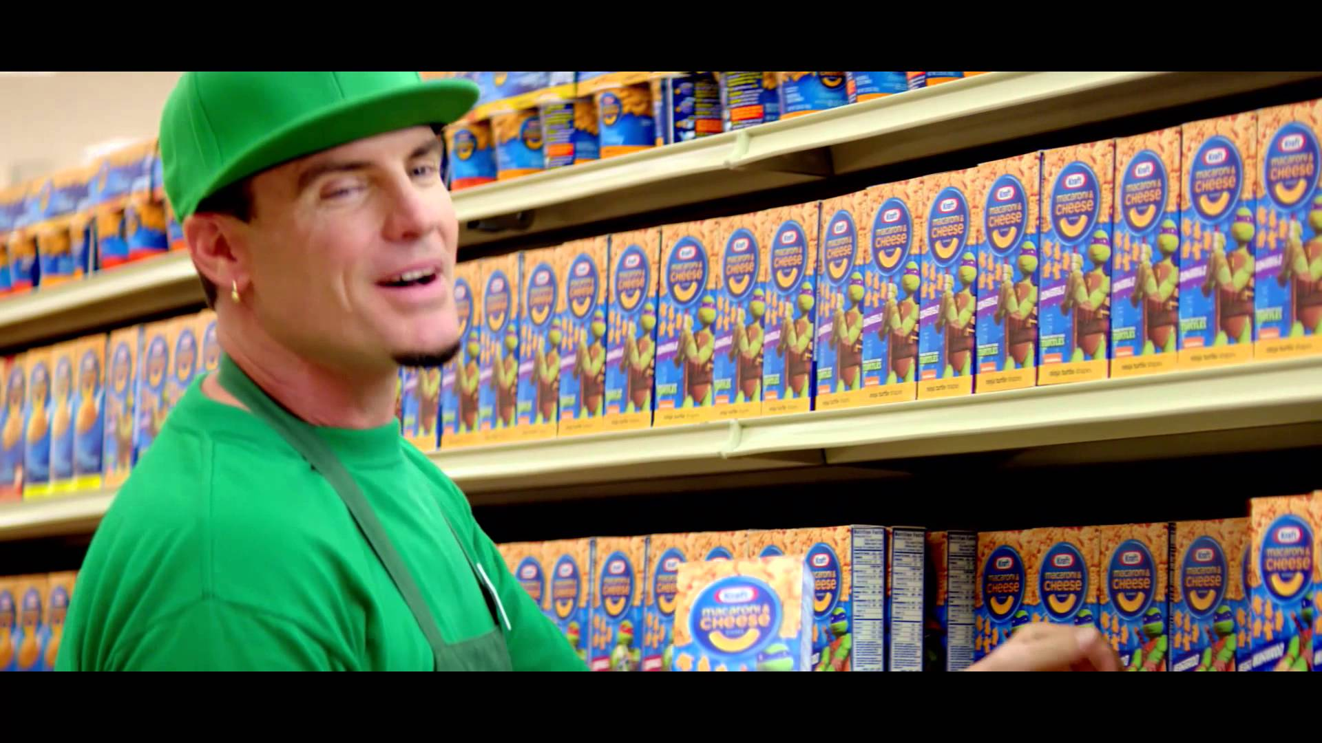 Vanilla Ice Stars In 'Kraft Mac & Cheese' Commercial