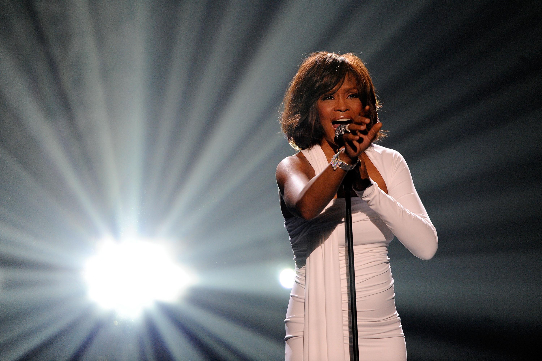 VMG Remember's Whitney Houston
