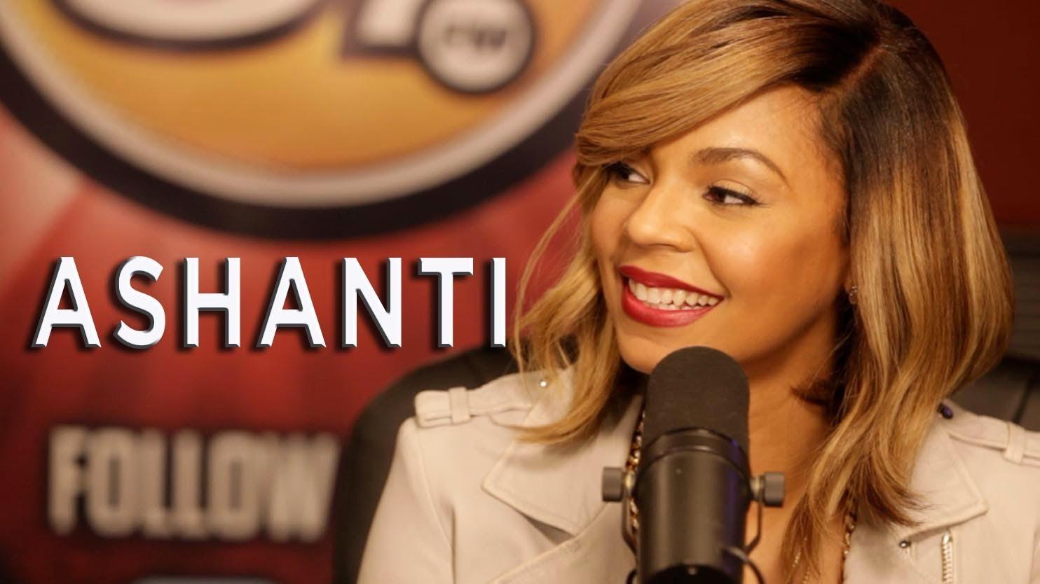 "Ashanti On Nelly: ""I'm Not Bitter, I Keep It Pushin'"""