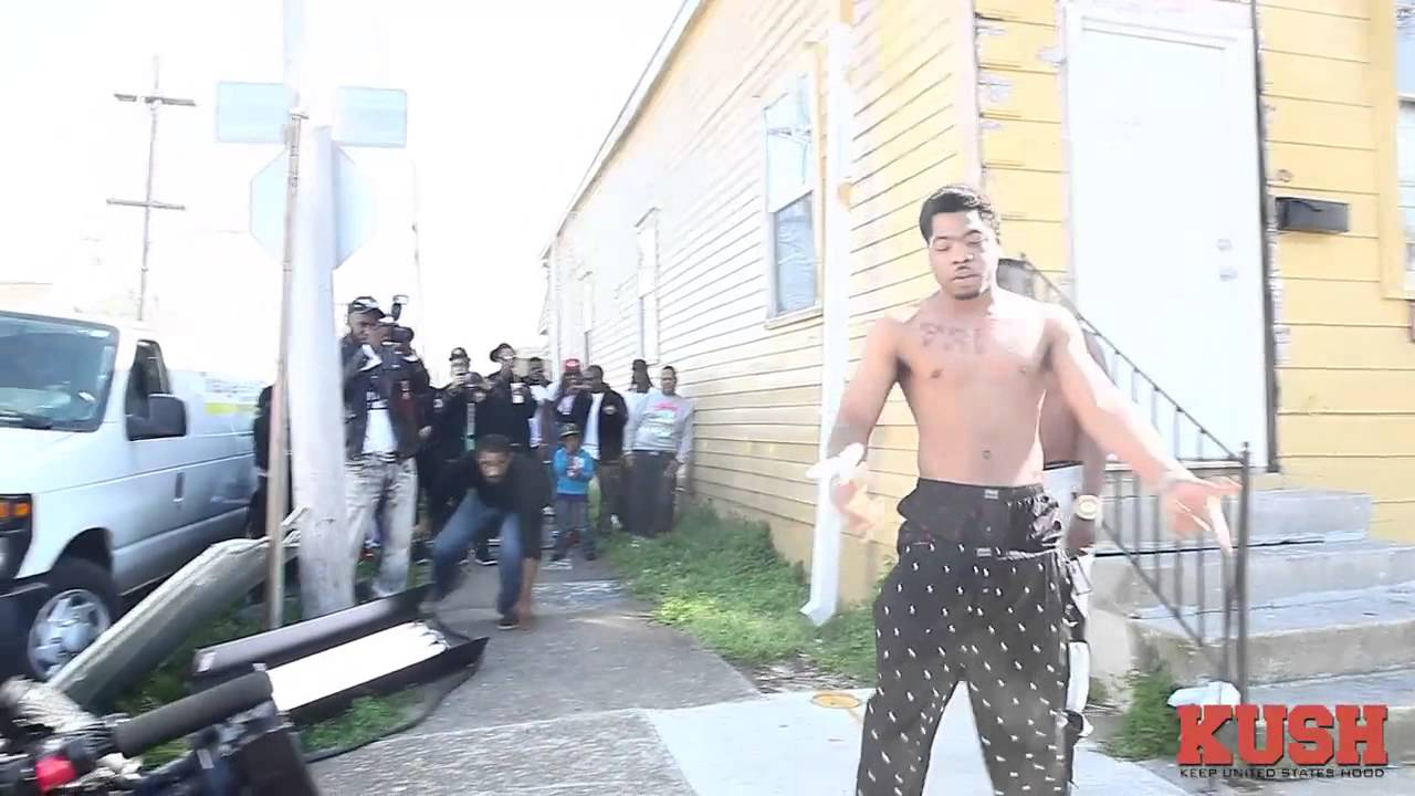"BTS: Lil Boosie ""Show The World"""
