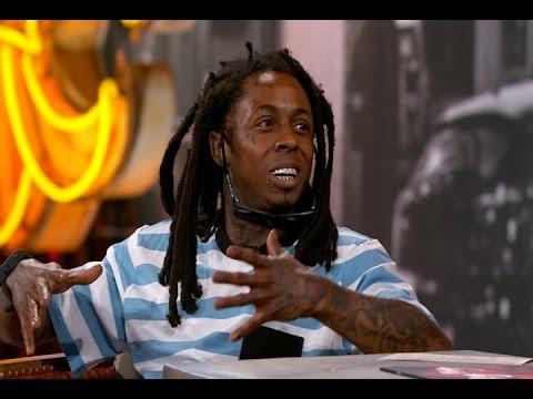 Lil Wayne Appears On Jimmy Kimmel Live From SXSW