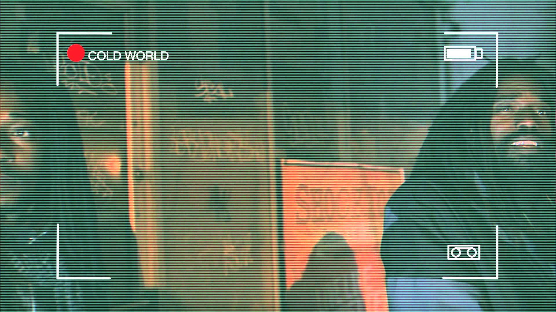 LOUISIV – Cold World