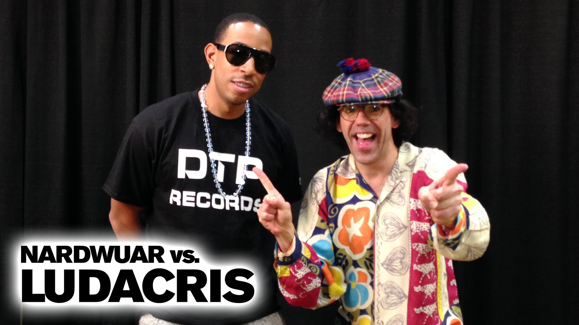 Nardwuar vs. Ludacris