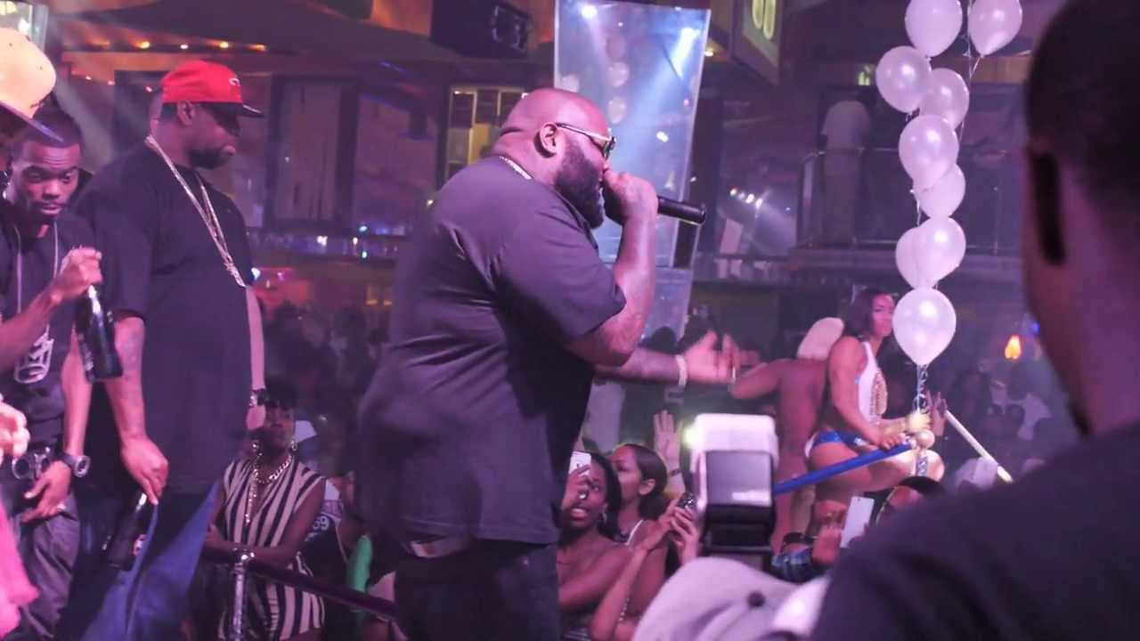 "Rick Ross ""Mastermind"" Release Party"