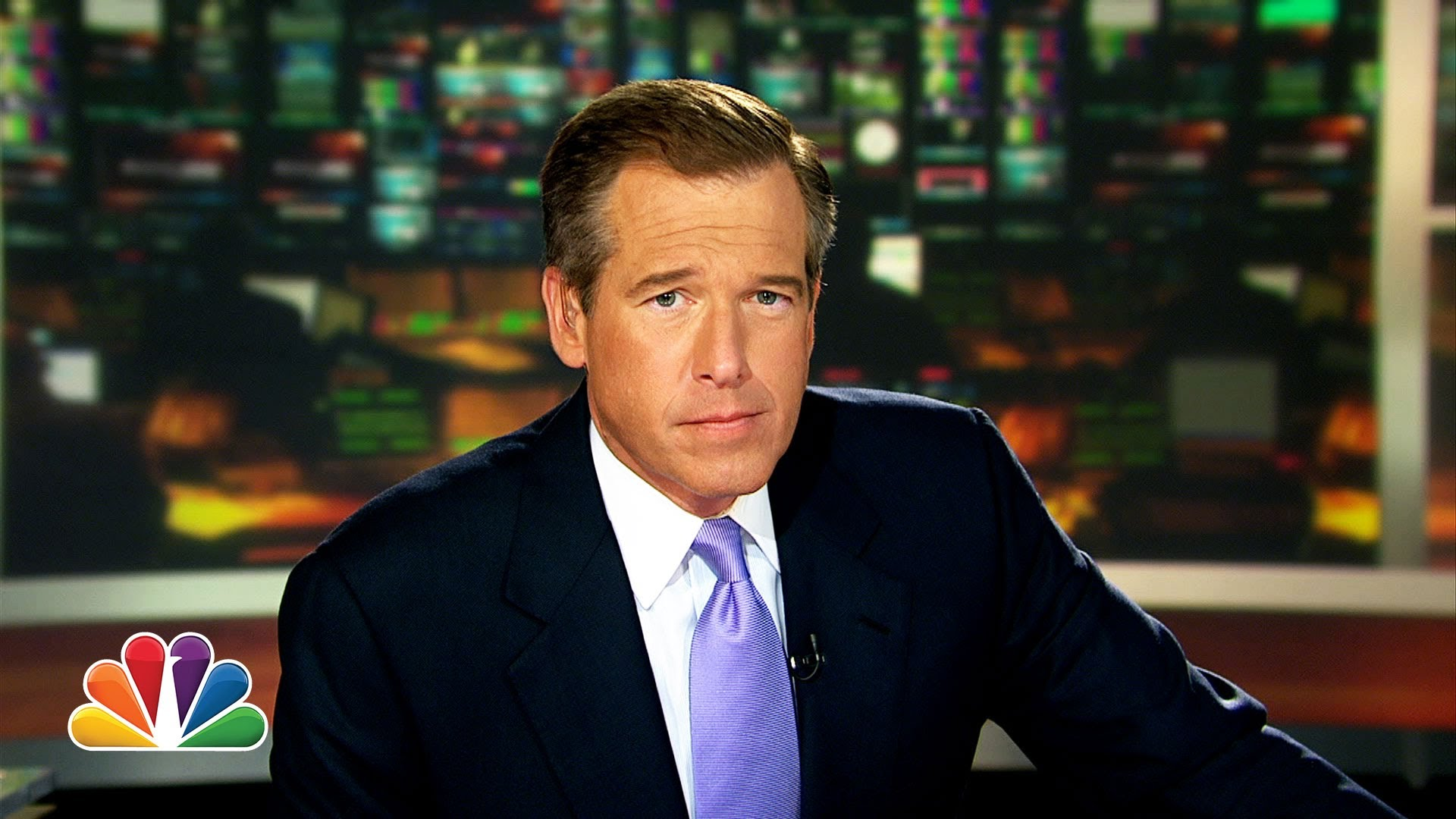 "Brian Williams Raps ""Gin and Juice"""