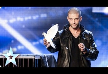 Darcy Oake Does Jaw-Dropping Dove Illusions On Britain's Got Talent