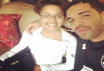 Drake Surprises Teen Fighting Brain Cancer & Makes Her Prom Dream Come True