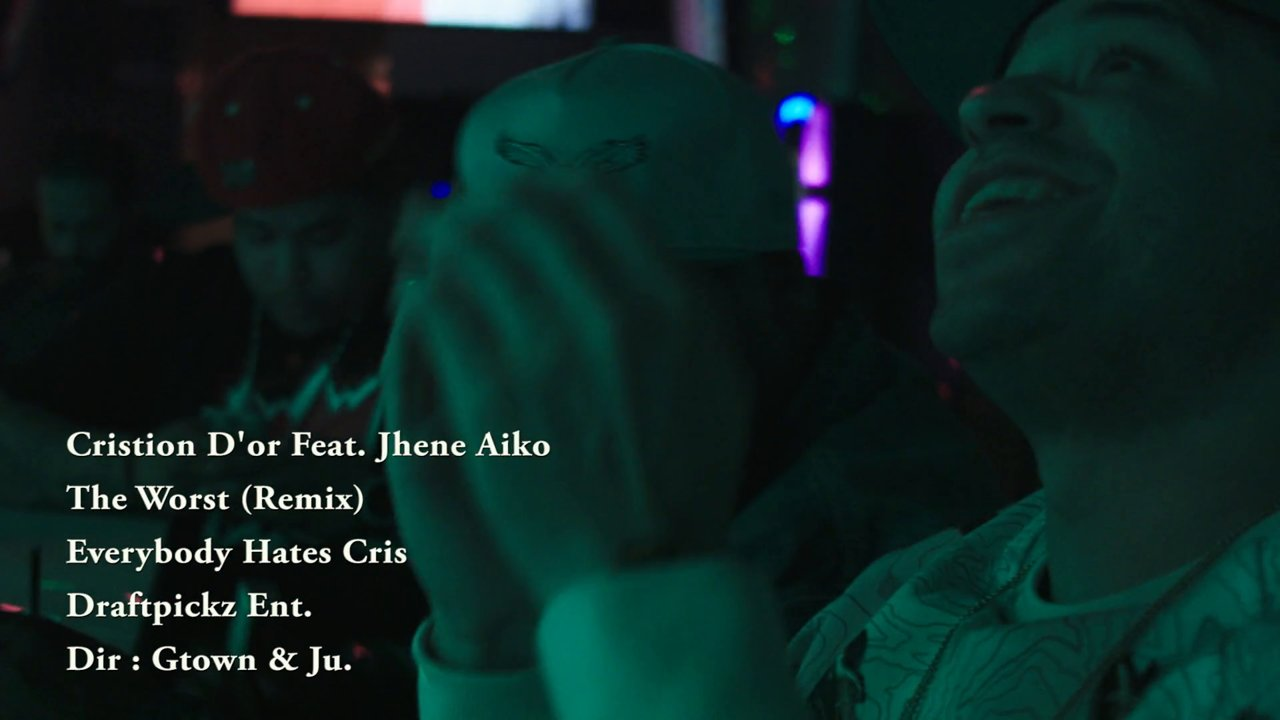 Jhene Aiko & Cristion D'or – The Worst [REMIX]