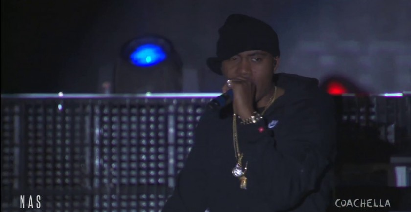 Nas Performed At Coachella [Full Set]