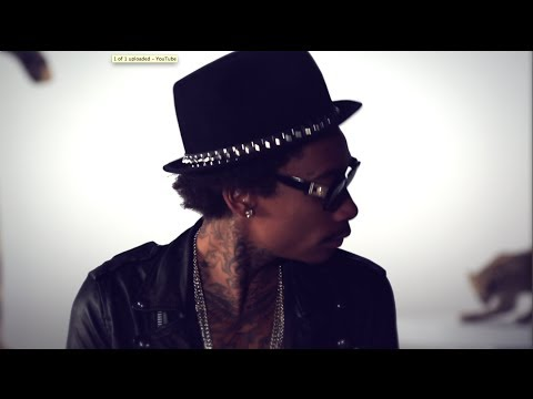 Wiz Khalifa – Smokin Drink (Unreleased From Cabin Fever II)