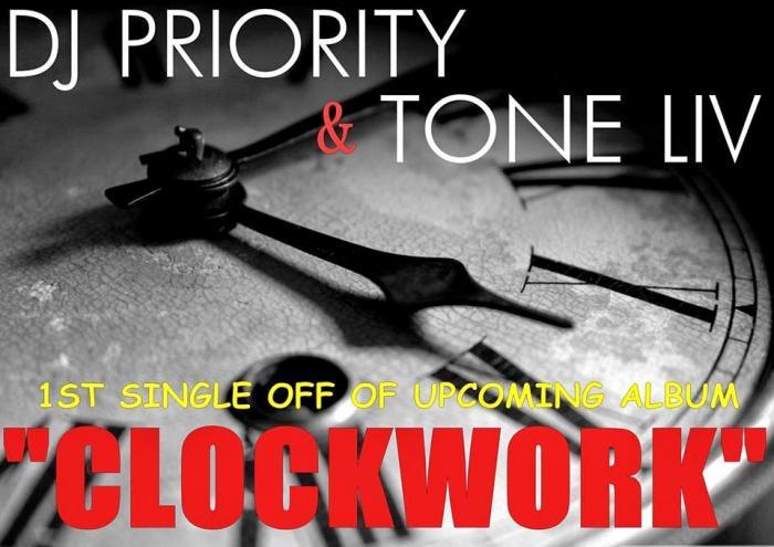 Tone Liv & DJ Priority – Clockwork