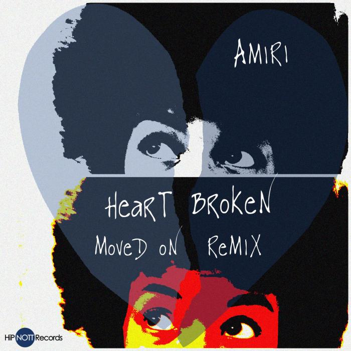 Amiri – HeartBroken (The Moved On Remix)