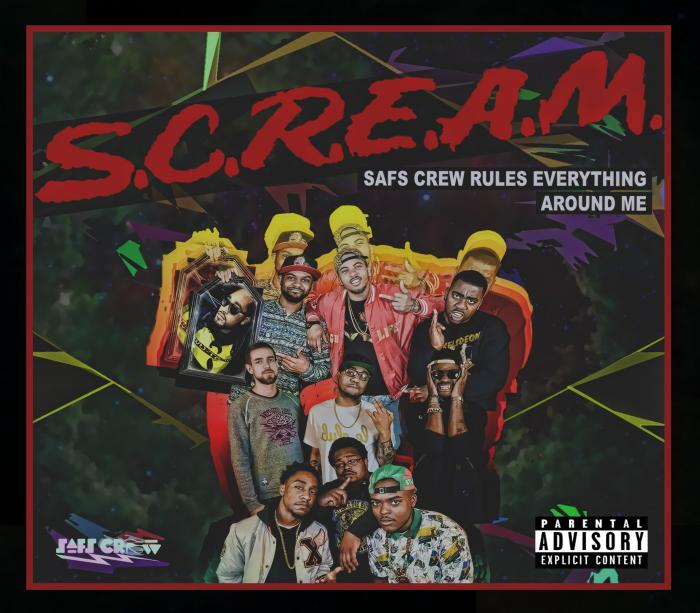 SCREAM(ART)