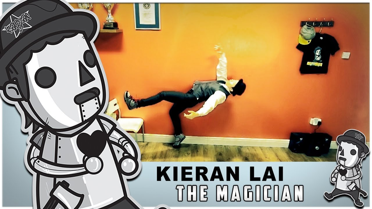 Magic & Dancing w/ Kieran Lai