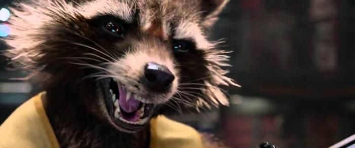 Marvel's Guardians Of The Galaxy (Movie Trailer #2)