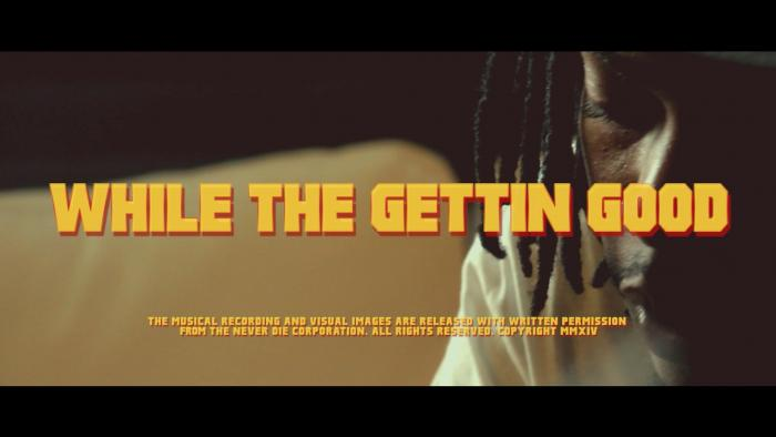 Young Roddy Feat. Curren$y – While The Getting Good