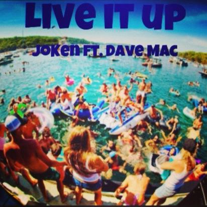 Live it Up artwork