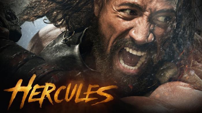 "Hercules ""Movie Trailer"" (Starring The Rock)"