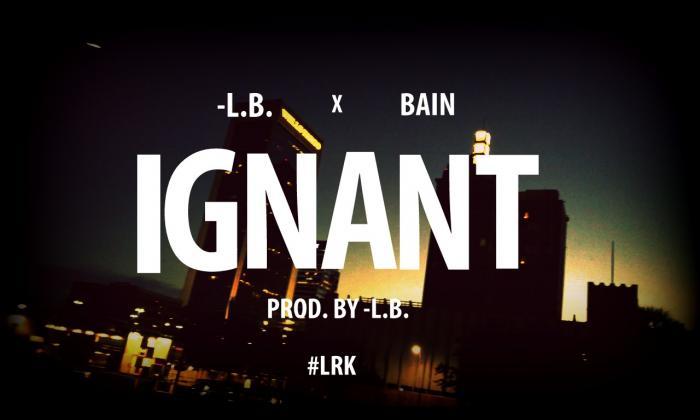 L.B. x Bain – IGNANT