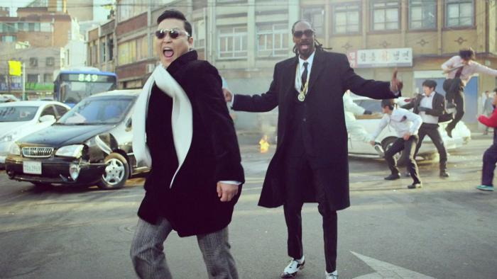 PSY Feat. Snoop Dogg – Hangover