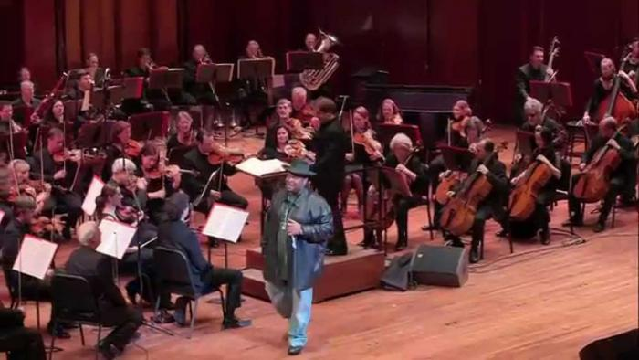 "Sir Mix-A-Lot with the Seattle Symphony (""Baby Got Back"")"