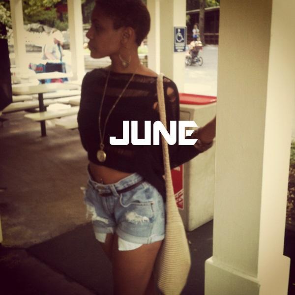 Paris Jones – June [EP]