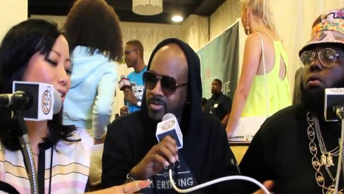 Jermaine Dupri On Chris Brown's Legal Troubles