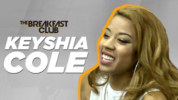 Keyshia Cole Interview With The Breakfast Club