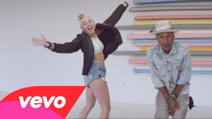 Pharrell Williams – Come Get It Bae