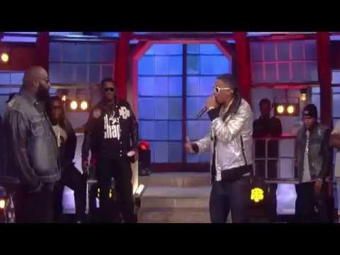 Rick Ross Shows Off His Pickup Game On Wild'N Out