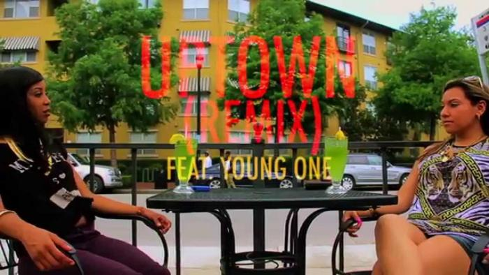 Shun Ward Feat. Young One – Uptown (Remix)