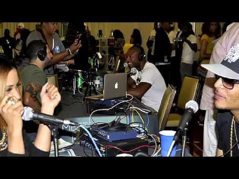 T.I. Signing Troy Ave To His Hustle Gang Imprint (Audio Interview)