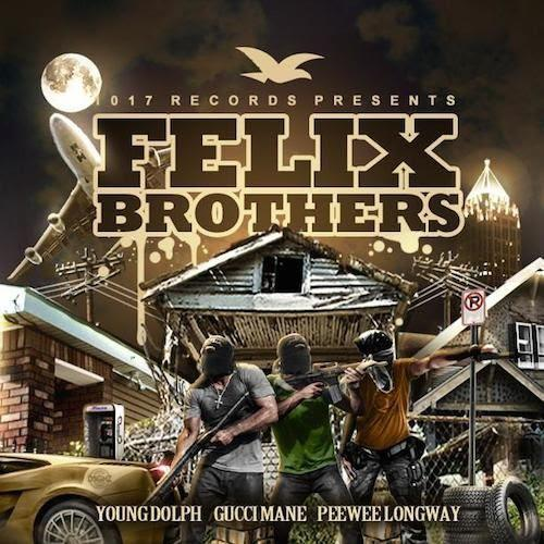 Gucci Mane, Young Dolph & PeeWee Longway – Felix Brothers [Download]
