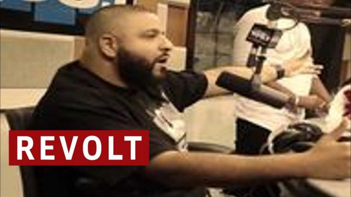 Dj Khaled Interview With Angie Martinez