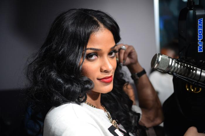 Joseline Hernandez Of VH1's Love & Hip Hop On Stage In Her Stripper Days [NSFW]