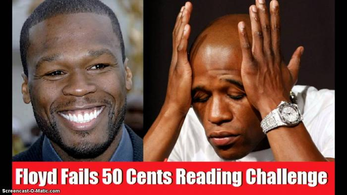 The Breakfast Club Releases Audio Of Floyd Mayweather Struggling To Read A Drop