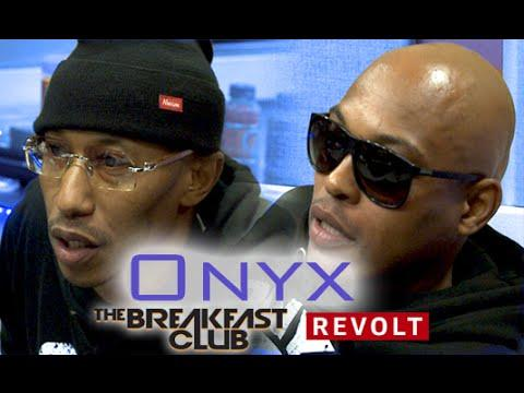The Breakfast Club With Onyx (Charlamagne Tha God vs Fredro Starr)