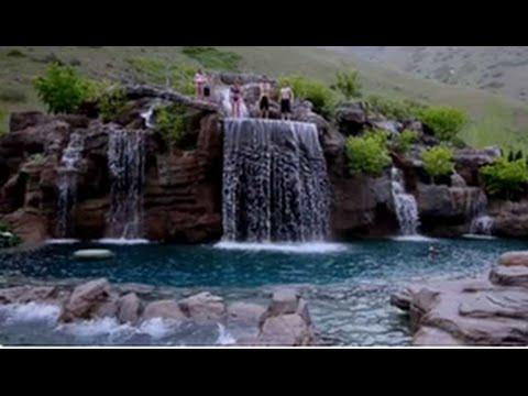 The Lavish Life: What A $2 Million Pool Looks Like