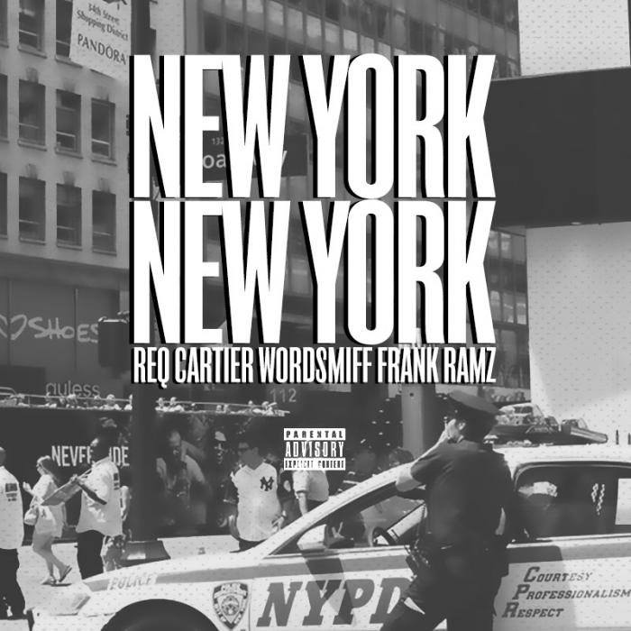 ReQ Cartier, Wordsmiff & Frank Ramz – New York, New York