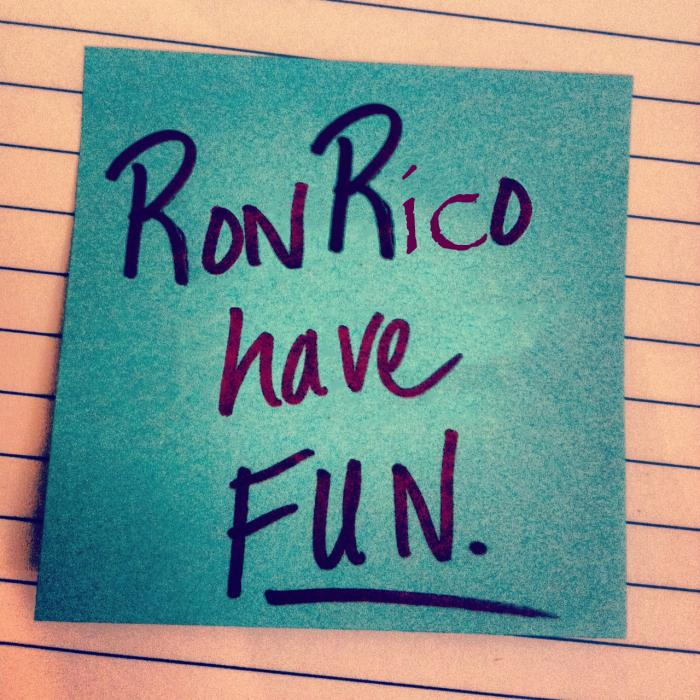 Ron Rico – Have Fun