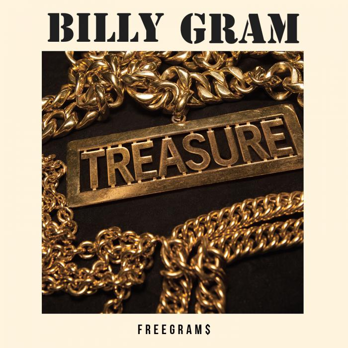 Billy GRAM – Treasure