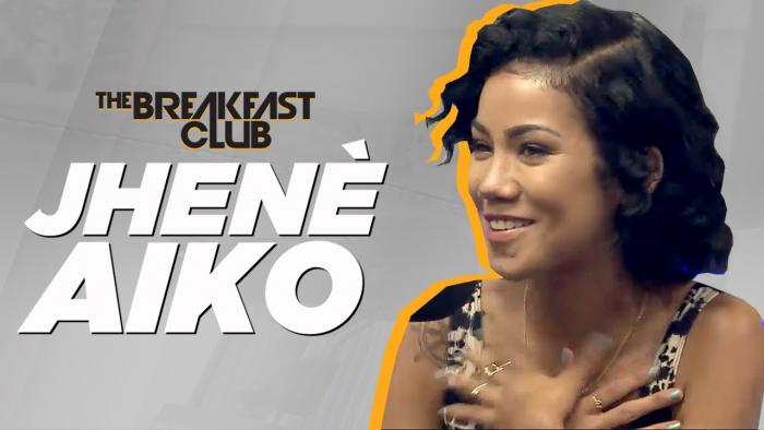 Jhene Aiko Interview With The Breakfast Club