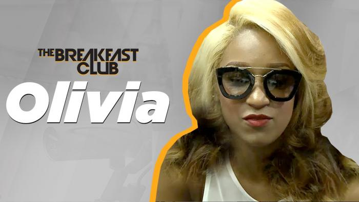 Olivia Interview With The Breakfast Club