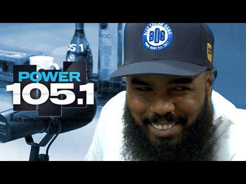 Stalley Interview With The Breakfast Club