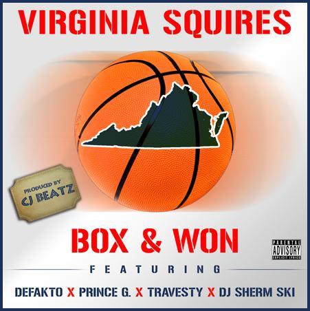 Box & Won – Virginia Squires
